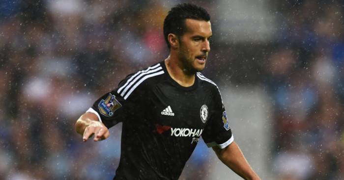 Pedro: Set to miss Arsenal game