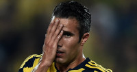 Robin van Persie: Scored from the bench