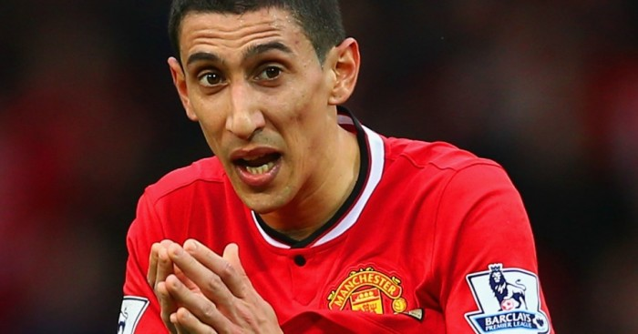 Angel Di Maria Manchester United Football365