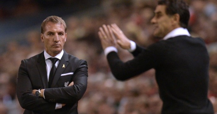 Brendan Rodgers Liverpool Football365
