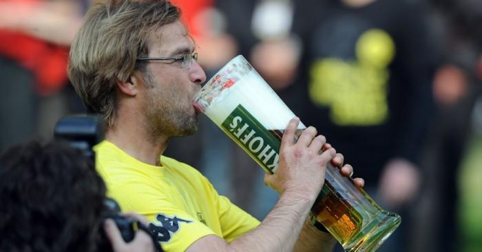 Jurgen Klopp Football365