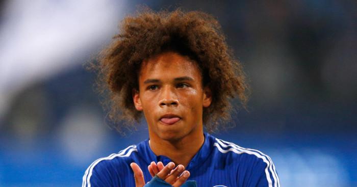 Leroy Sane: Snubbed Liverpool
