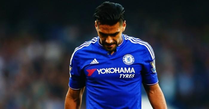 Radamel Falcao Chelsea Football365