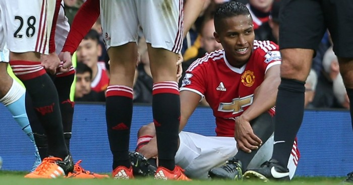 Antonio Valencia Manchester United Football365