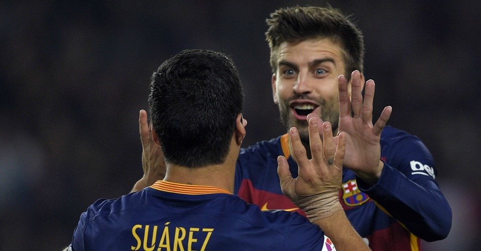 Pique: Barcelona couldn't do it at Stoke Football365
