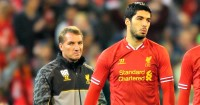 Brendan Rodgers Luis Suarez