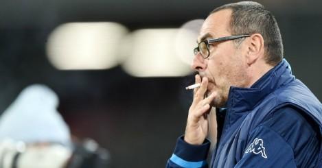 Napoli Maurizio Sarri