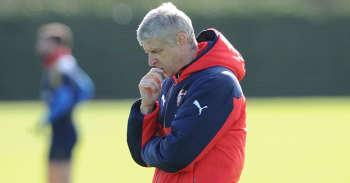 Arsene Wenger: Arsenal boss has plenty to ponder