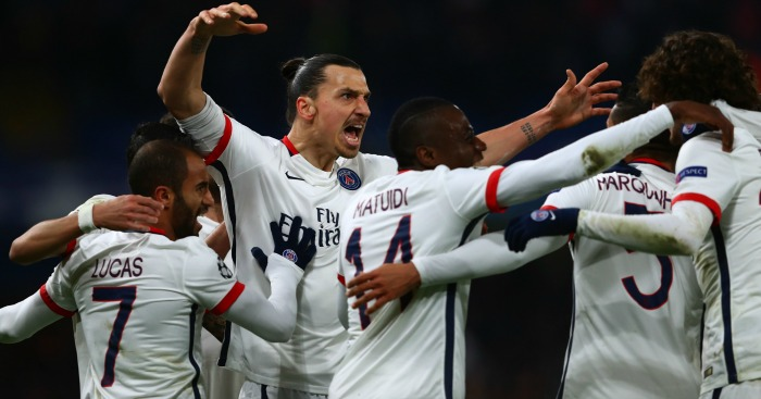 Man City paired with PSG in Champions League quarter-finals