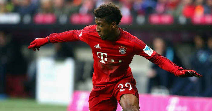the best attitude 6a305 5cbc8 Kingsley Coman: The best teenager in the world - Football365
