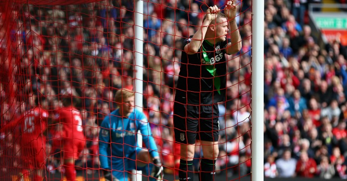 Shawcross: Butland absence not to blame for Stoke