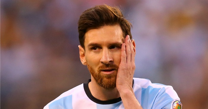 Its All Over Messi Retires Without Argentina Trophy