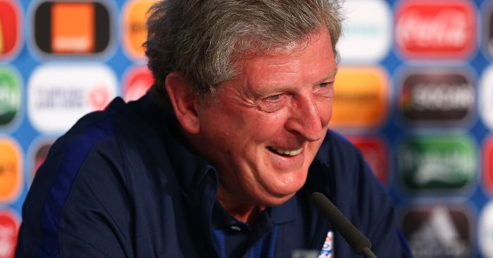 Roy Hodgson: Wants England to play without fear