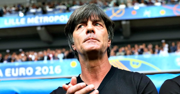 Joachim Low Reacts To Germanys Worst Run Since