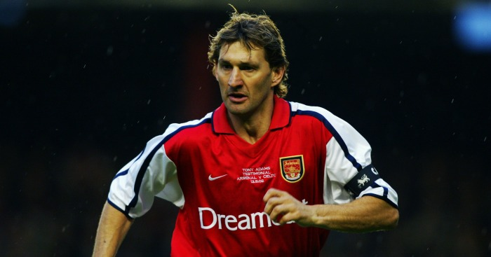 sports shoes 72155 a73e2 Portrait of an icon: Tony Adams - Football365
