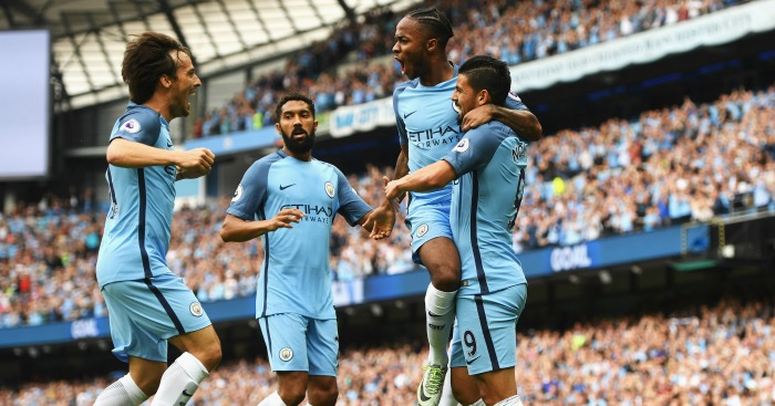 Manchester City: Move top after home win