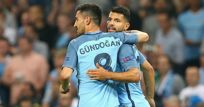 Gundogan hails 'very rare' qualities of Aguero - Football365