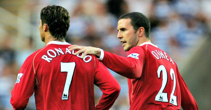 United only signed Ronaldo because O'Shea was jet-lagged - Football News -