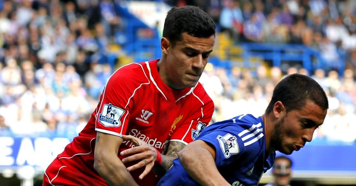 Image result for hazard and coutinho who is the best player