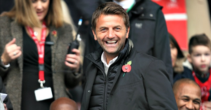 Tim Sherwood Spurs Man Utd