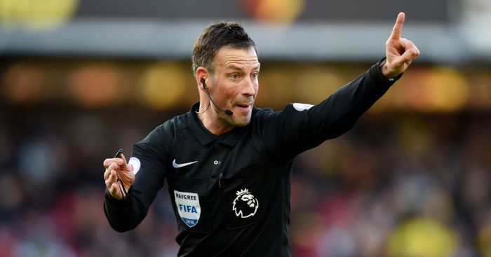 Mark Clattenburg Premier League