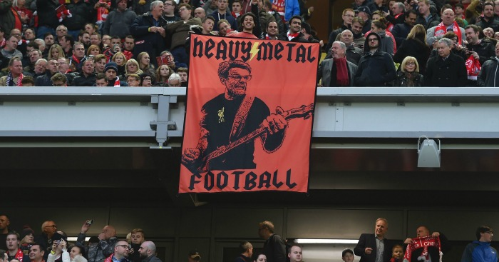 Quote unquote: Klopp's 'heavy metal football' - Football365