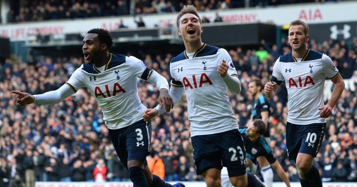 Do Spurs Have Premier League S Best Xi Football News