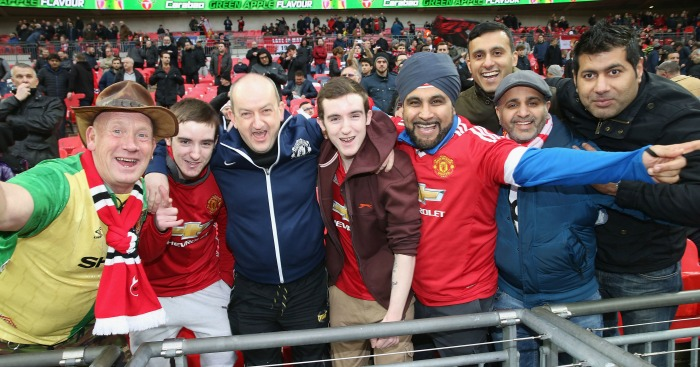 Mails Man United Fans Revel In The Hate Football News