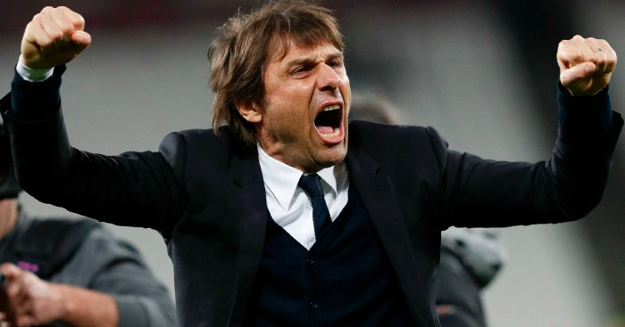 Conte 'very happy' to remain a...