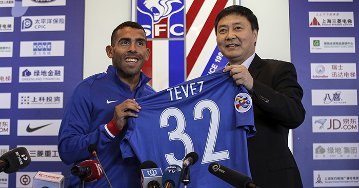 Carlos Tevez offers scathing verdict on Chinese football - Football News -
