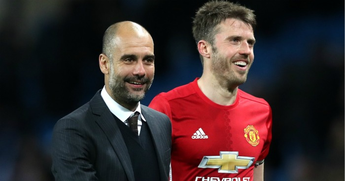 he s a piano of the best quotes on michael carrick football
