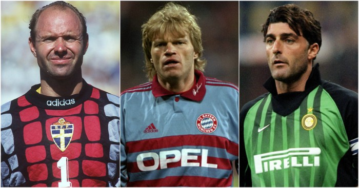 884dd1ba15e Top Ten: The best keepers from the 1990s - Football365