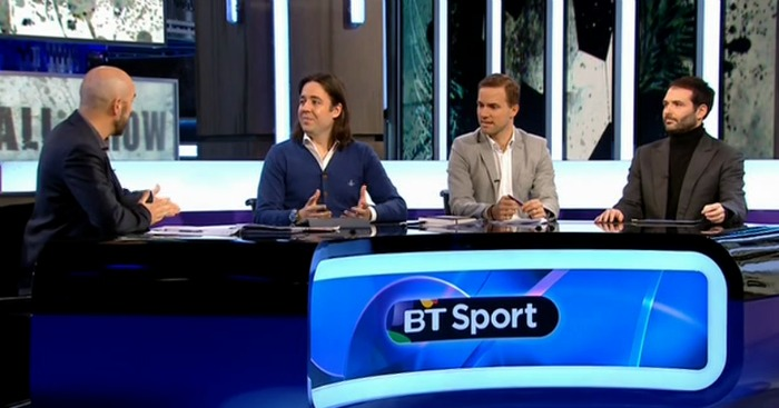 On Bt Sport S European Football Show And A Stupid Decision