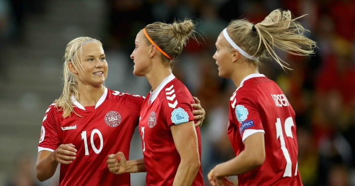 Denmark ladies
