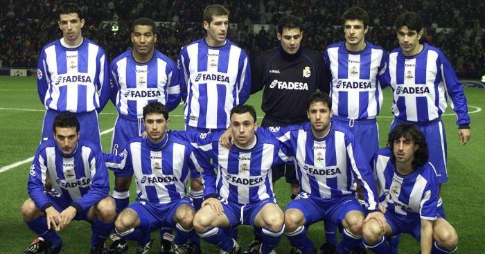 Portrait Of An Iconic Team Deportivo La Coruna 1999 2004 Football365