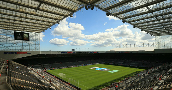 St James' Park Newcastle United