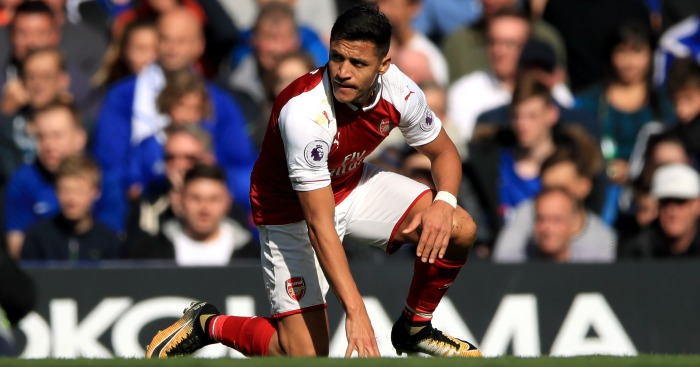 095deffaa67f19 Alexis Sanchez is still getting mocked by the rest of the Arsenal squad for  his failure to push through a move to Manchester City during the summer  transfer ...