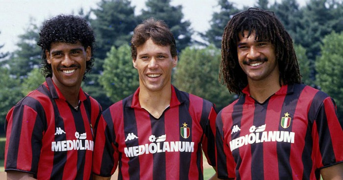 Portrait Of An Iconic Team Milan 1987 90 Football365