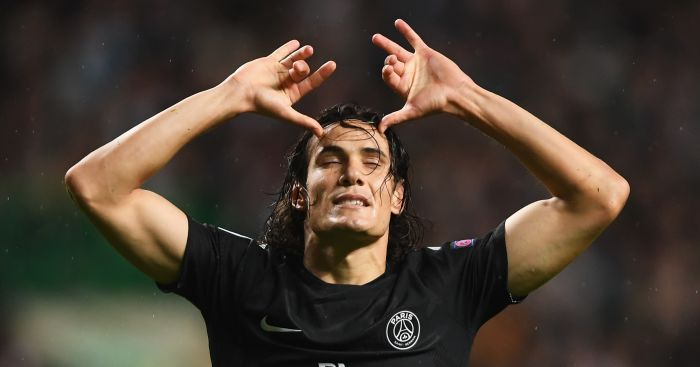 Chelsea Submit 12m Loan Bid For Psg Star Cavani Football365