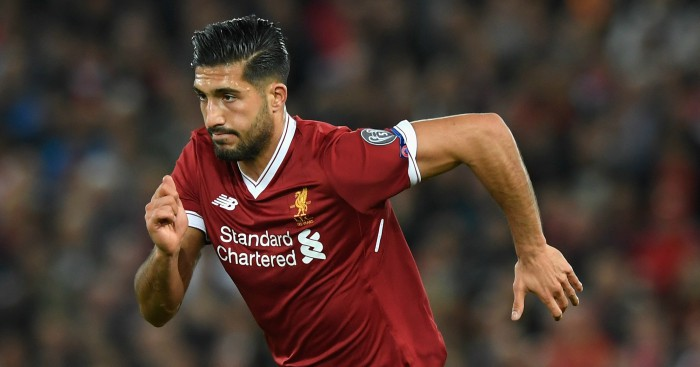 Image result for Emre Can 2018
