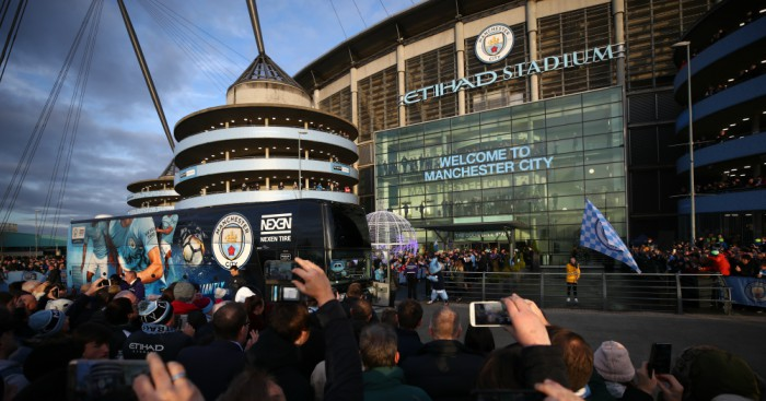 Manchester City Lottery