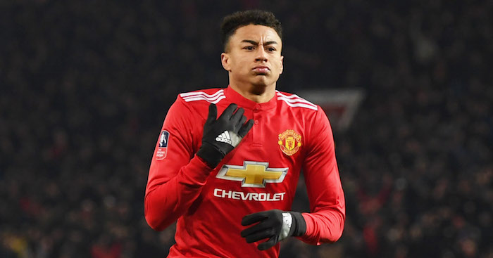 low priced 888ee b4bf0 No one would have taken Jesse Lingard when he was 16 ...