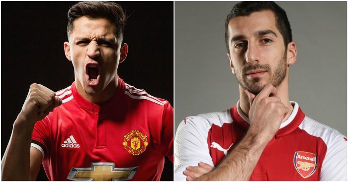 Alexis-Sanchez-Henrikh-Mkhitaryan-Man-Utd-Arsenal