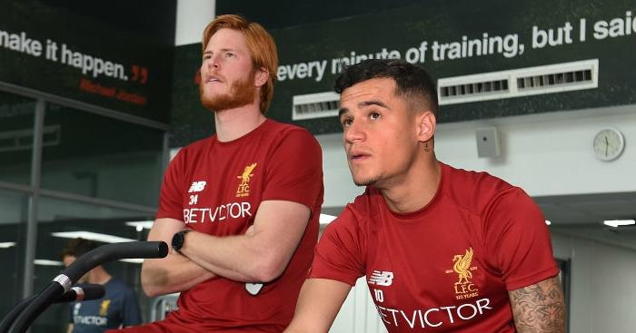 Liverpool goalkeeper explains post praising Man United