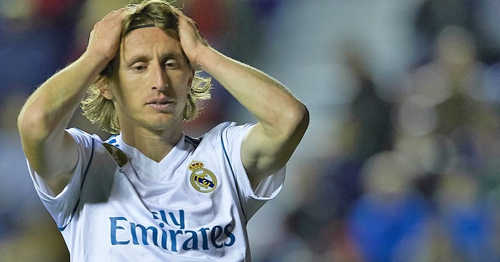 2567c66263b Luka Modric does not believe Cristiano Ronaldo will leave Real Madrid this  summer despite mounting speculation to the contrary.