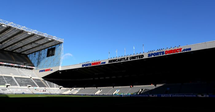 St James' Park Newcastle Premier League