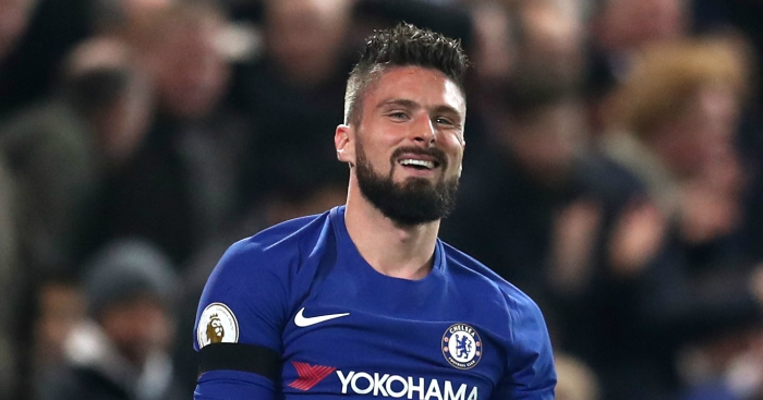 In General Terms There Is Precious Little To Separate Alvaro Morata And Olivier Giroud Since The Latter Joined Chelsea On January  He Has Played