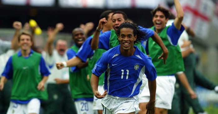 Ronaldinho dating historie beste 3ds dating Sims