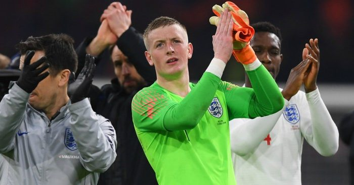 Pickford To Start As England No.1