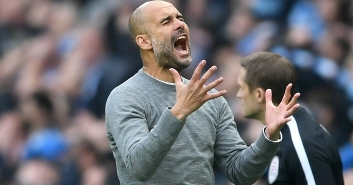 Man City's system may be flawed - Guardiola - Football365